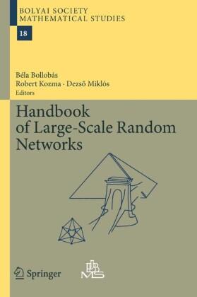 Handbook of Large-Scale Random Networks