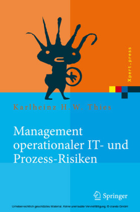 Management operationaler IT- und Prozess-Risiken