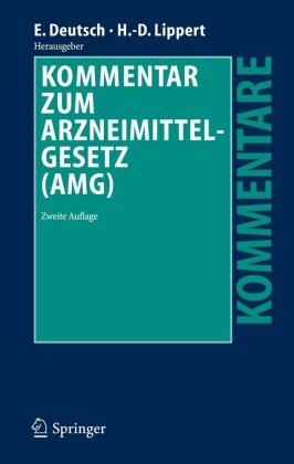 Kommentar zum Arzneimittelgesetz (AMG)