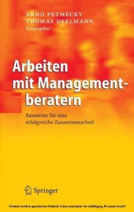 Arbeiten mit Managementberatern
