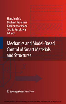 Mechanics and Model-Based Control of Smart Materials and Structures