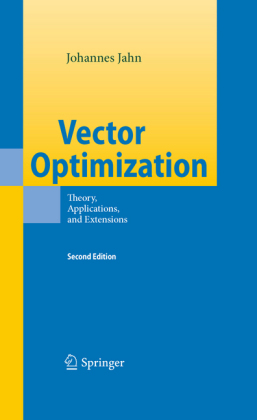 Vector Optimization