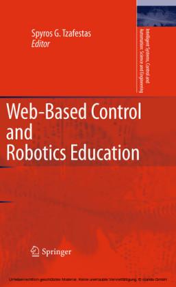 Web-Based Control and Robotics Education