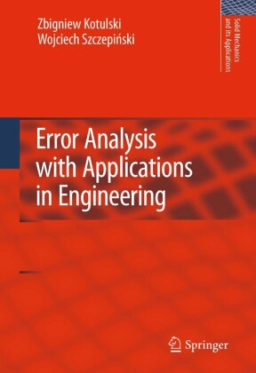 Error Analysis with Applications in Engineering