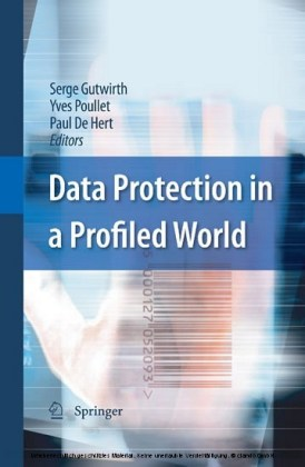 Data Protection in a Profiled World