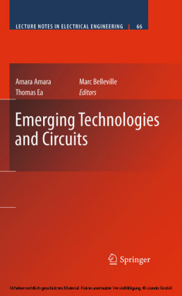 Emerging Technologies and Circuits
