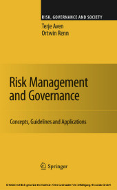 Risk Management and Governance