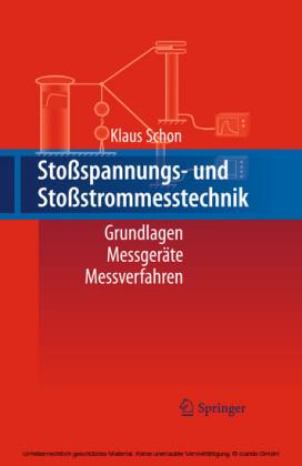 Stoßspannungs- und Stoßstrommesstechnik