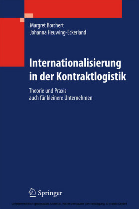 Internationalisierung in der Kontraktlogistik