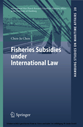 Fisheries Subsidies under International Law