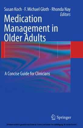 Medication Management in Older Adults