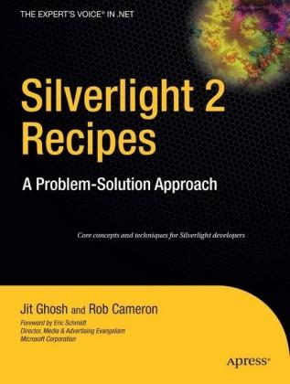 Silverlight 2 Recipes