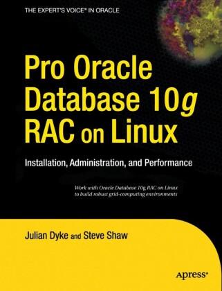 Pro Oracle Database 10g RAC on Linux