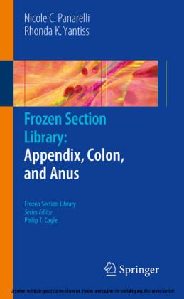Frozen Section Library: Appendix, Colon, and Anus