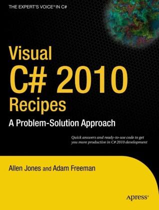 Visual C# 2010 Recipes