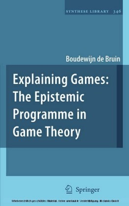 Explaining Games