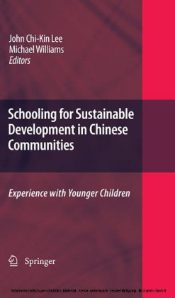 Schooling for Sustainable Development in Chinese Communities