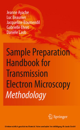 Sample Preparation Handbook for Transmission Electron Microscopy