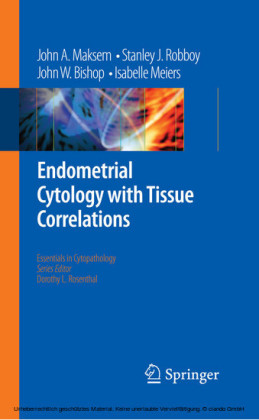 Endometrial Cytology with Tissue Correlations