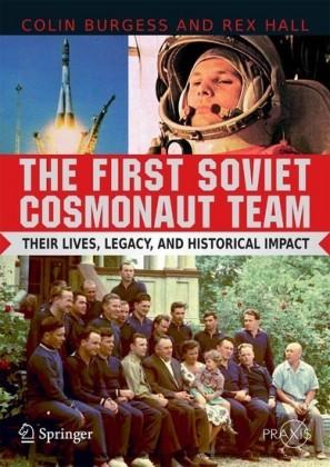 The First Soviet Cosmonaut Team