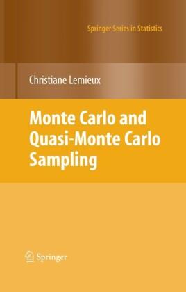 Monte Carlo and Quasi-Monte Carlo Sampling