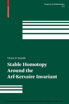 Stable Homotopy Around the Arf-Kervaire Invariant