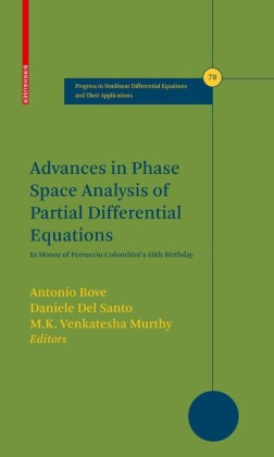 Advances in Phase Space Analysis of Partial Differential Equations