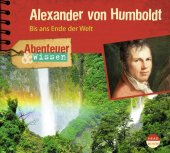 Alexander von Humboldt, 1 Audio-CD Cover