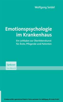 Emotionspsychologie im Krankenhaus