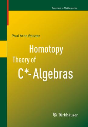 Homotopy Theory of C -Algebras
