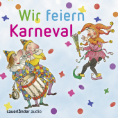 Wir feiern Karneval, 1 Audio-CD Cover