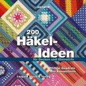 200 Häkel-Ideen für Decken und Überwürfe Cover