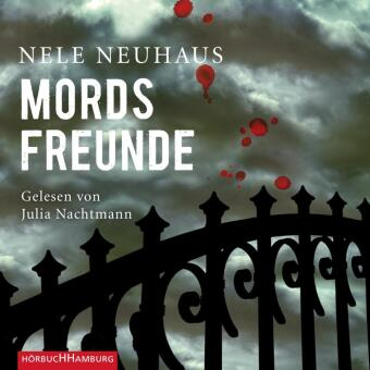Mordsfreunde, 6 Audio-CDs