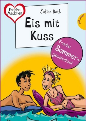 Sommer, Sonne, Ferienliebe - Eis mit Kuss