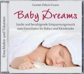 Baby Dreams, 1 Audio-CD Cover