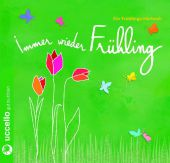 Immer wieder Frühling, Audio-CD Cover