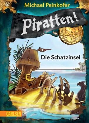 Piratten! 5: Die Schatzinsel