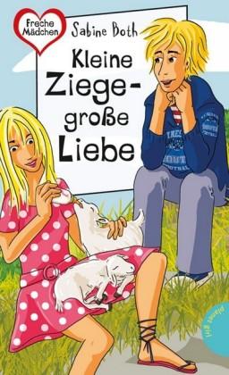 Kleine Ziege - große Liebe