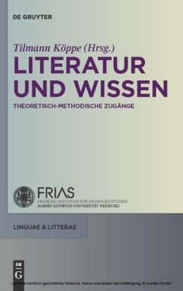 Literatur und Wissen