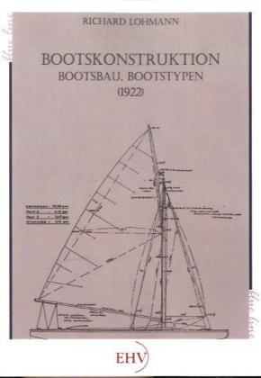 Bootskonstruktion, Bootsbau, Bootstypen (1922)