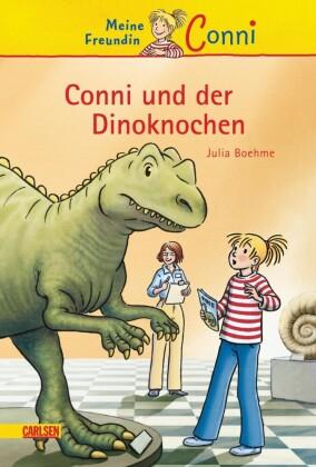 Conni-Erzählbände 14: Conni und der Dinoknochen