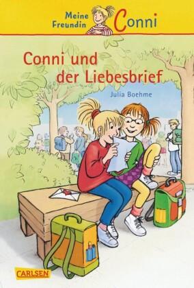 Conni-Erzählbände 2: Conni und der Liebesbrief