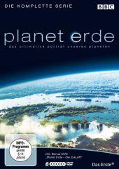 Planet Erde - Die komplette Serie, 6 DVDs (Softbox-Version)