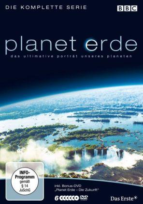 Planet Erde - Die komplette Serie