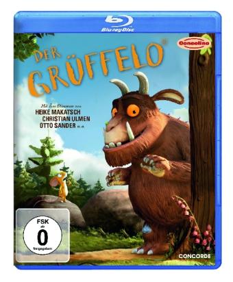 Der Grüffelo, 1 Blu-ray