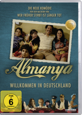 Almanya - Willkommen in Deutschland, 1 DVD Cover