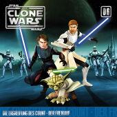 Star Wars, The Clone Wars - Die Ergreifung des Count - Der Freikauf, 1 Audio-CD Cover