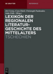 Lexikon der regionalen Literaturgeschichte des Mittelalters - Tschechien