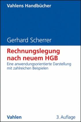 Rechnungslegung nach neuem HGB