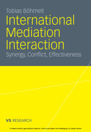 International Mediation Interaction